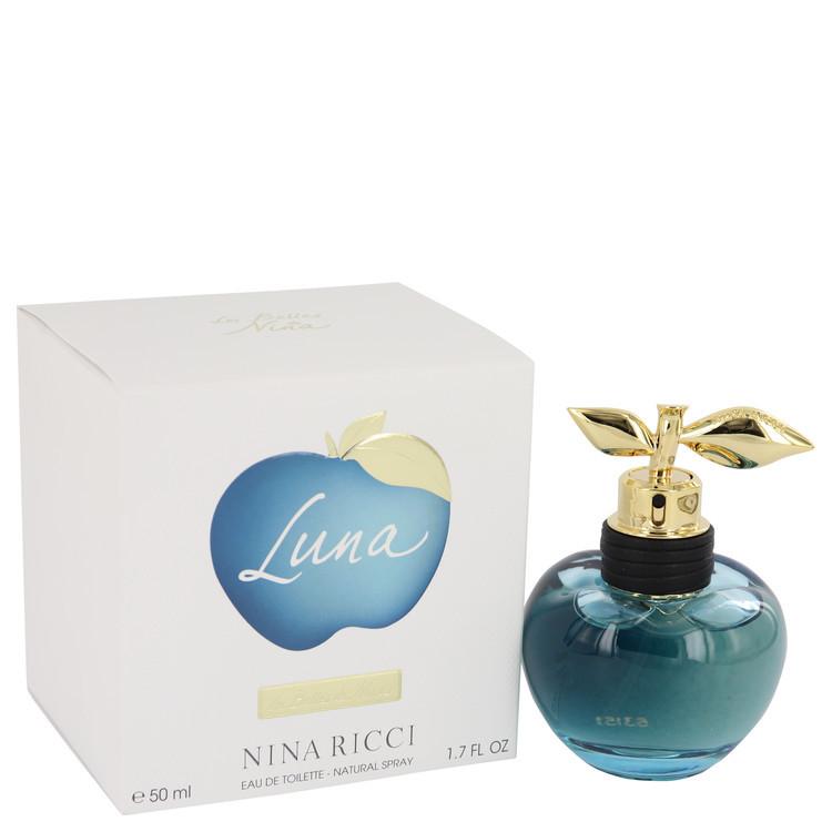 Luna Nina Ricci by Nina Ricci - Eau De Toilette Spray 50 ml f. dömur