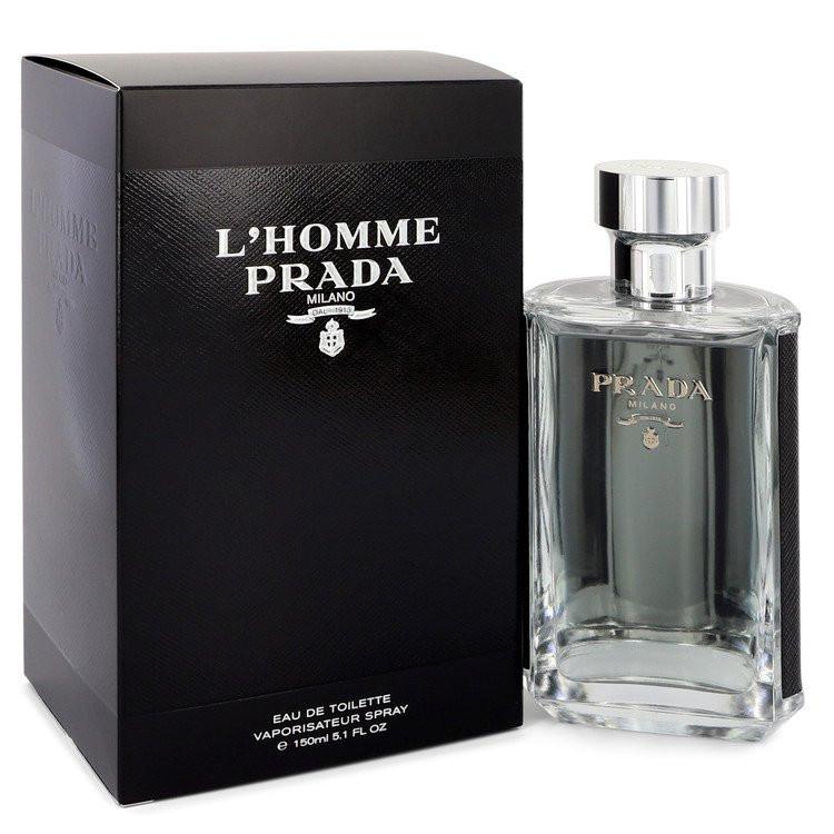 L'homme Prada by Prada - Eau De Toilette Spray 151 ml f. herra