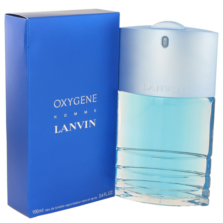 OXYGENE by Lanvin - Eau De Toilette Spray 100 ml f. herra