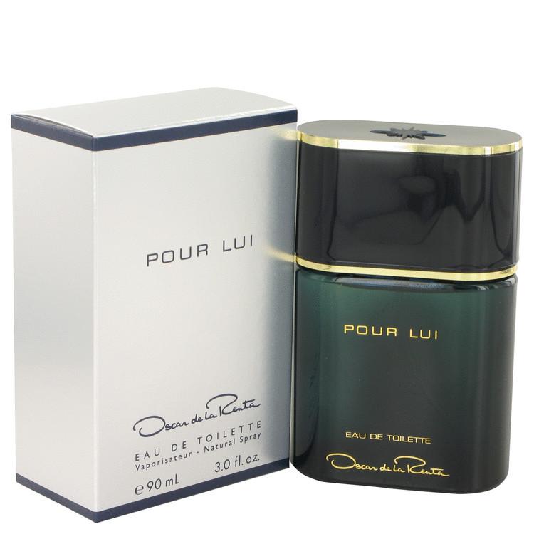 Oscar Pour Lui by Oscar de la Renta - Eau De Toilette Spray 90 ml f. herra
