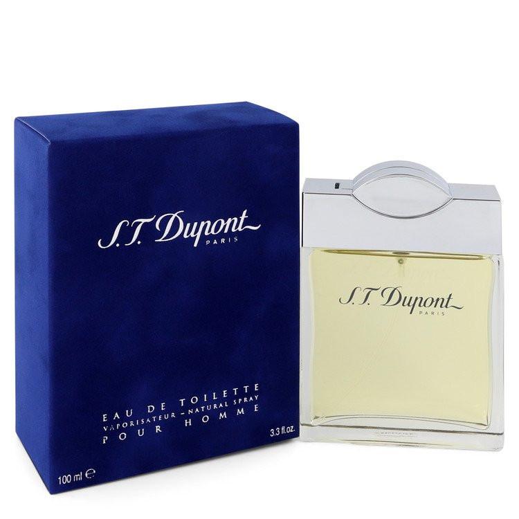 ST DUPONT by St Dupont - Eau De Toilette Spray 100 ml f. herra