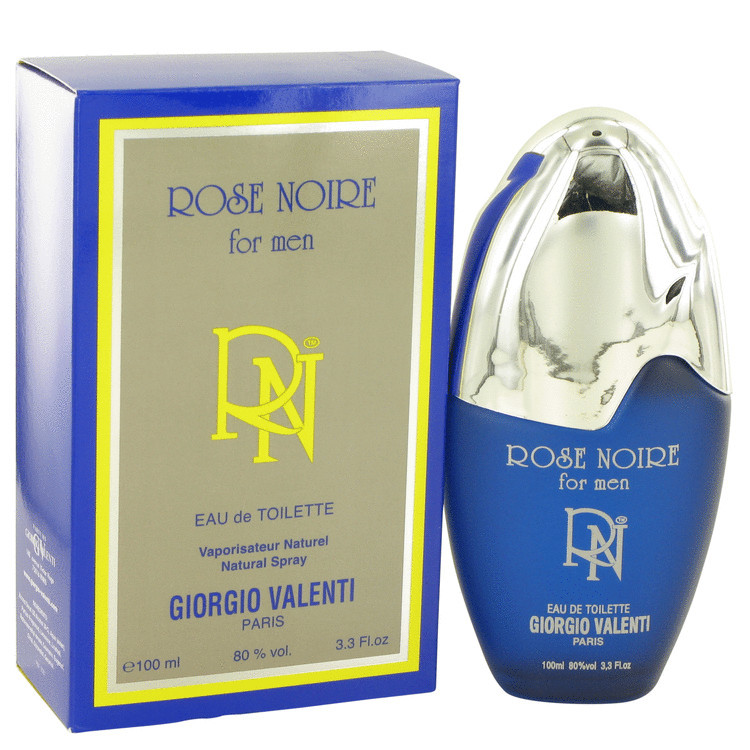 ROSE NOIRE by Giorgio Valenti - Eau De Toilette Spray 100 ml f. herra