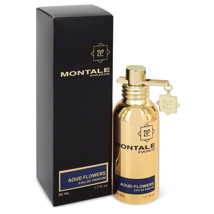 Montale Aoud Flowers by Montale - Eau De Parfum Spray 50 ml f. dömur