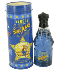 BLUE JEANS by Versace - Eau De Toilette Spray (New Packaging) 75 ml f. herra