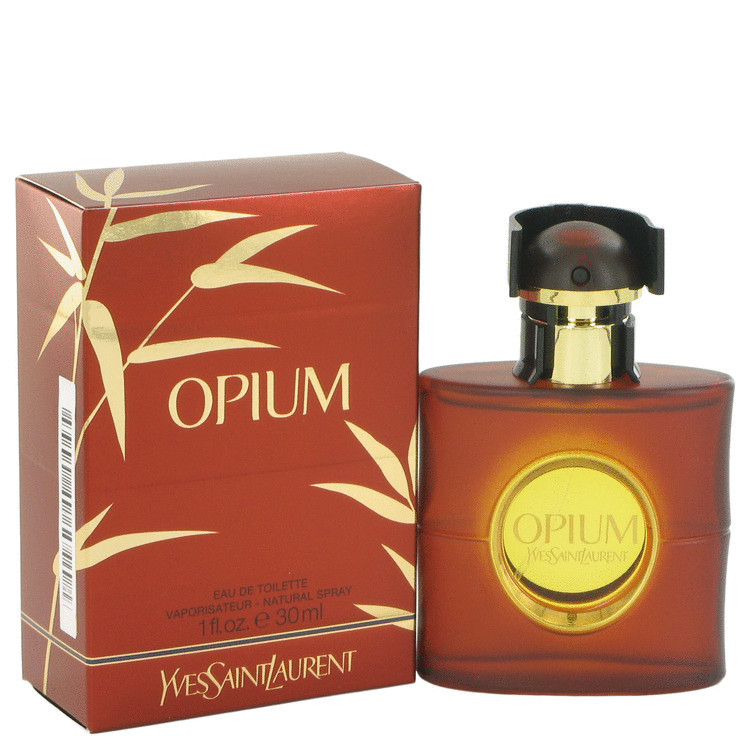 OPIUM by Yves Saint Laurent - Eau De Toilette Spray (New Packaging) 30 ml f. dömur