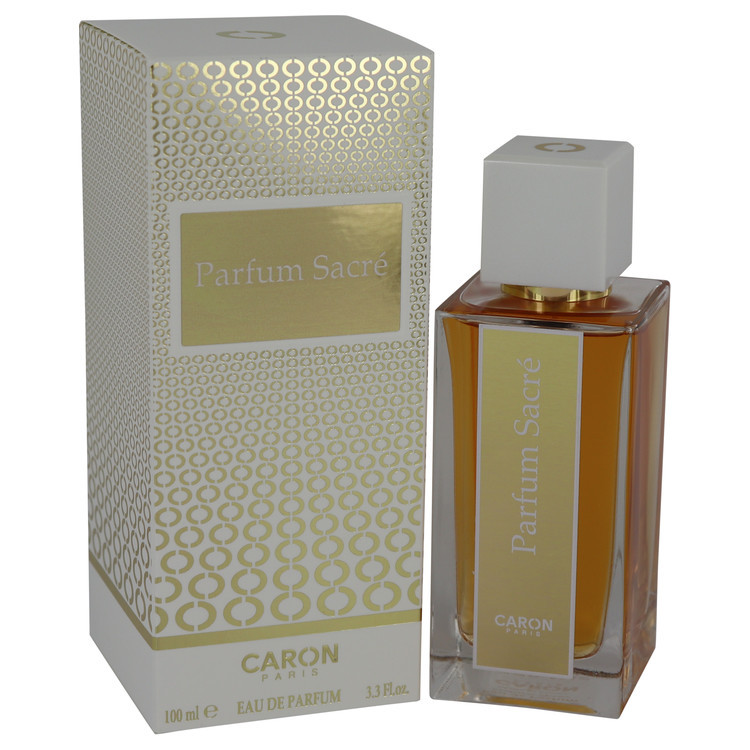 Parfum Sacre by Caron - Eau De Parfum Spray (New Packaging) 100 ml f. dömur