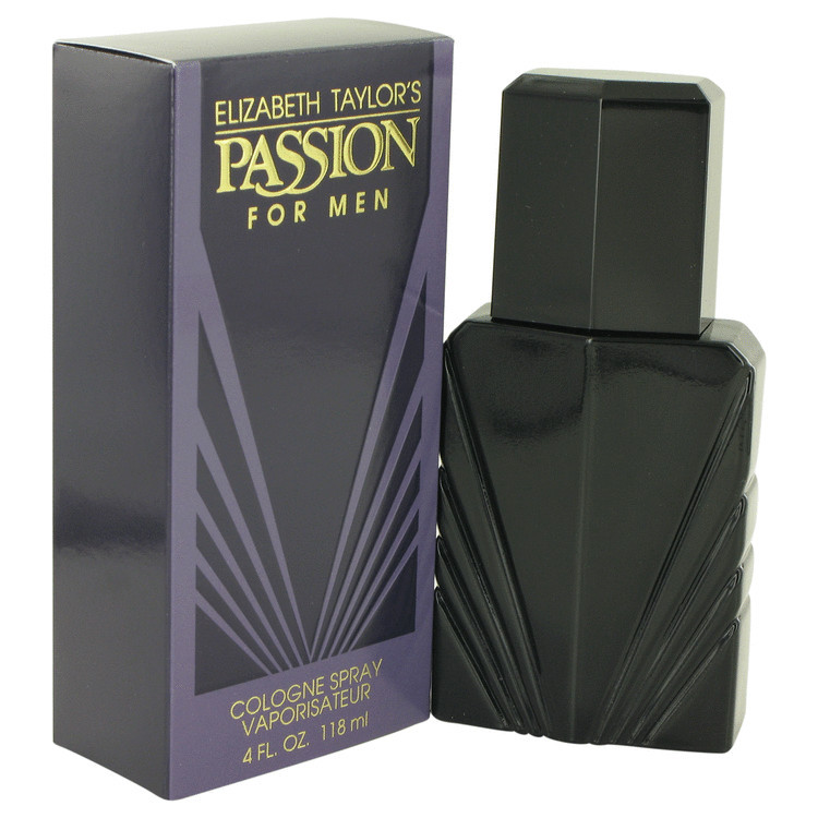 PASSION by Elizabeth Taylor - Cologne Spray 120 ml f. herra