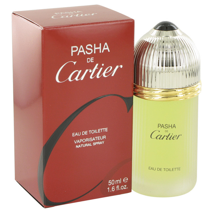 PASHA DE CARTIER by Cartier - Eau De Toilette Spray 50 ml f. herra