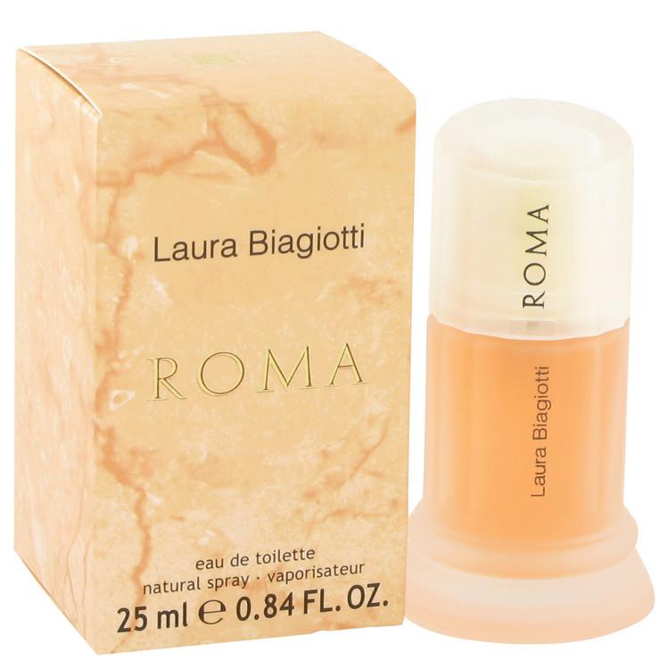 ROMA by Laura Biagiotti - Eau De Toilette Spray 25 ml f. dömur
