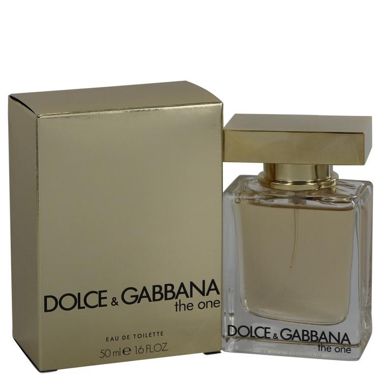 The One by Dolce & Gabbana - Eau De Toilette Spray (New Packaging) 50 ml f. dömur