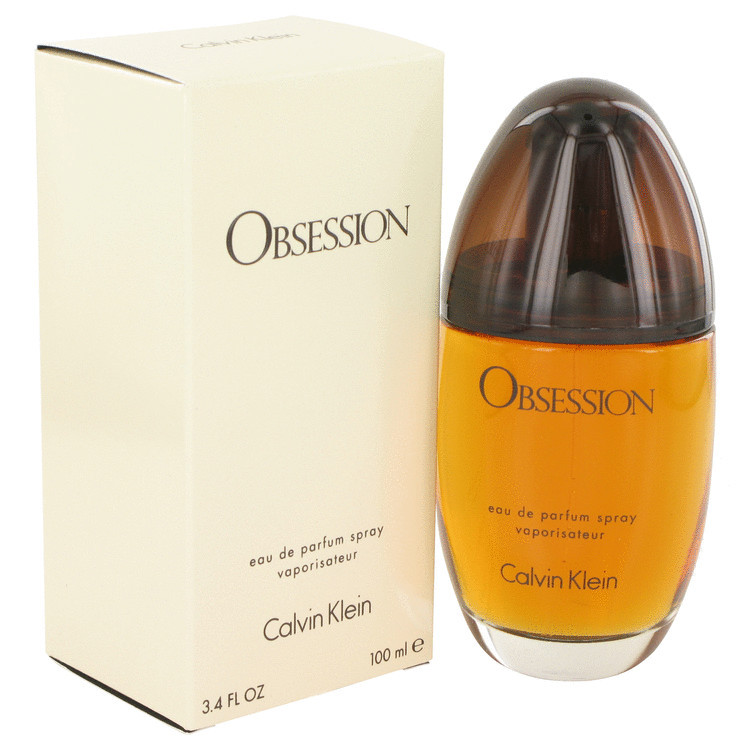 OBSESSION by Calvin Klein - Eau De Parfum Spray 100 ml f. dömur