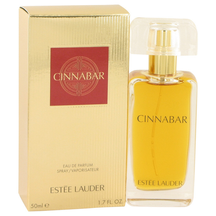 CINNABAR by Estee Lauder - Eau De Parfum Spray (New Packaging) 50 ml f. dömur