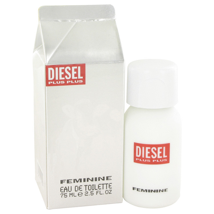 DIESEL PLUS PLUS by Diesel - Eau De Toilette Spray 75 ml f. dömur