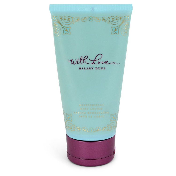 With Love by Hilary Duff - Body Lotion 150 ml f. dömur