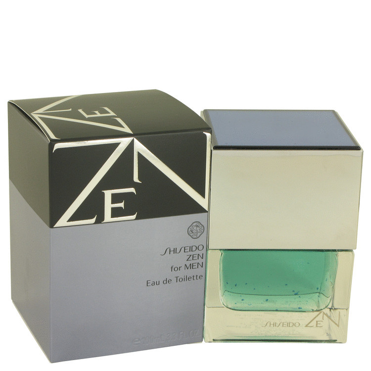 Zen by Shiseido - Eau De Toilette Spray 100 ml f. herra