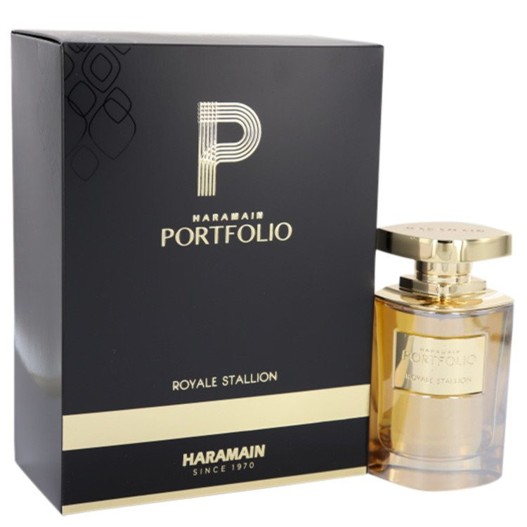 Portfolio Royale Stallion by Al Haramain - Eau De Parfum Spray 75 ml f. herra