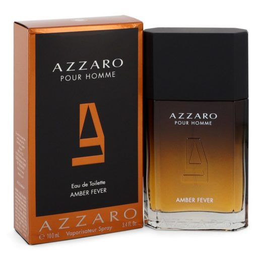 Azzaro Amber Fever by Azzaro - Eau De Toilette Spray 100 ml f. herra