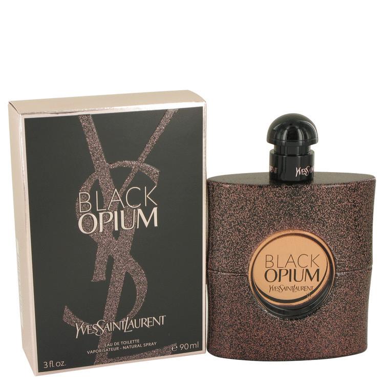 Black Opium by Yves Saint Laurent - Eau De Toilette Spray 90 ml f. dömur