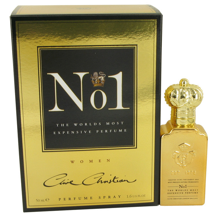 Clive Christian No. 1 by Clive Christian - Pure Perfume Spray 50 ml f. dömur