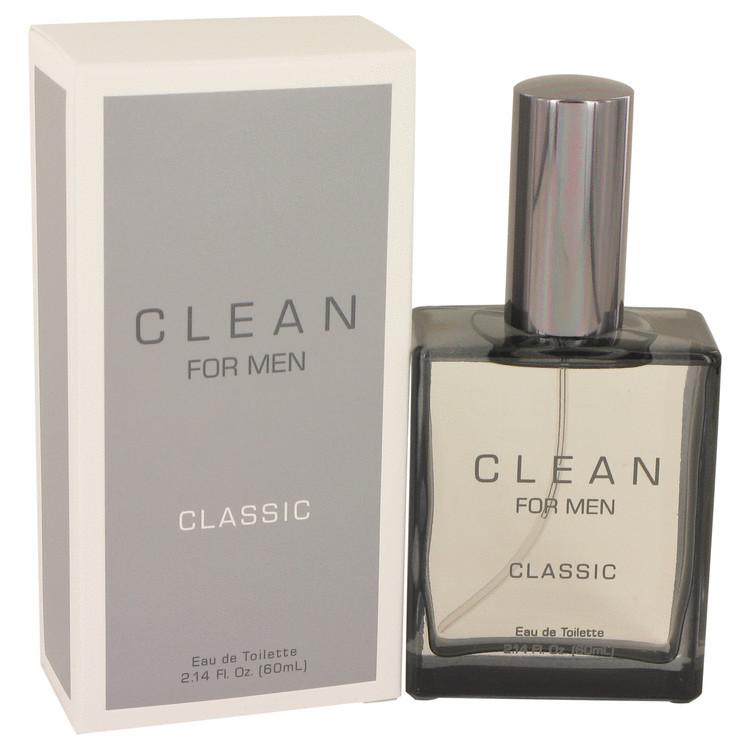 Clean Men by Clean - Eau De Toilette Spray 63 ml f. herra