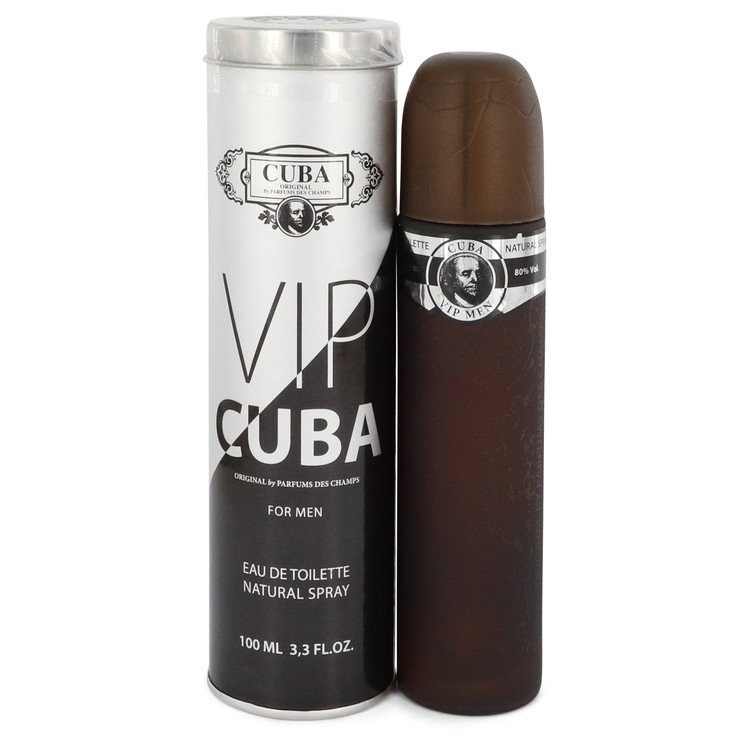 Cuba VIP by Fragluxe - Eau De Toilette Spray 100 ml f. herra