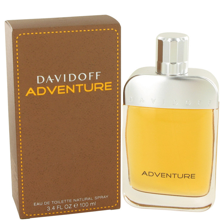 Davidoff Adventure by Davidoff - Eau De Toilette Spray 100 ml f. herra