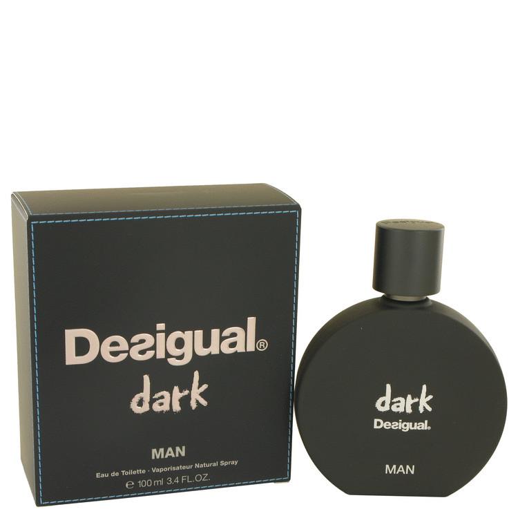 Desigual Dark by Desigual - Eau De Toilette Spray 100 ml f. herra
