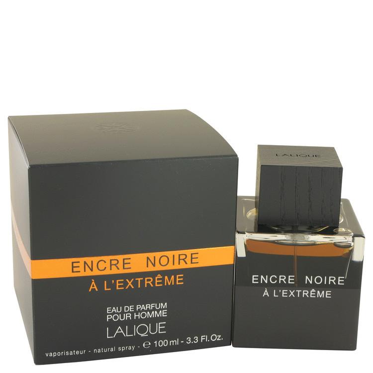 Encre Noire A L'extreme by Lalique - Eau De Parfum Spray 100 ml f. herra