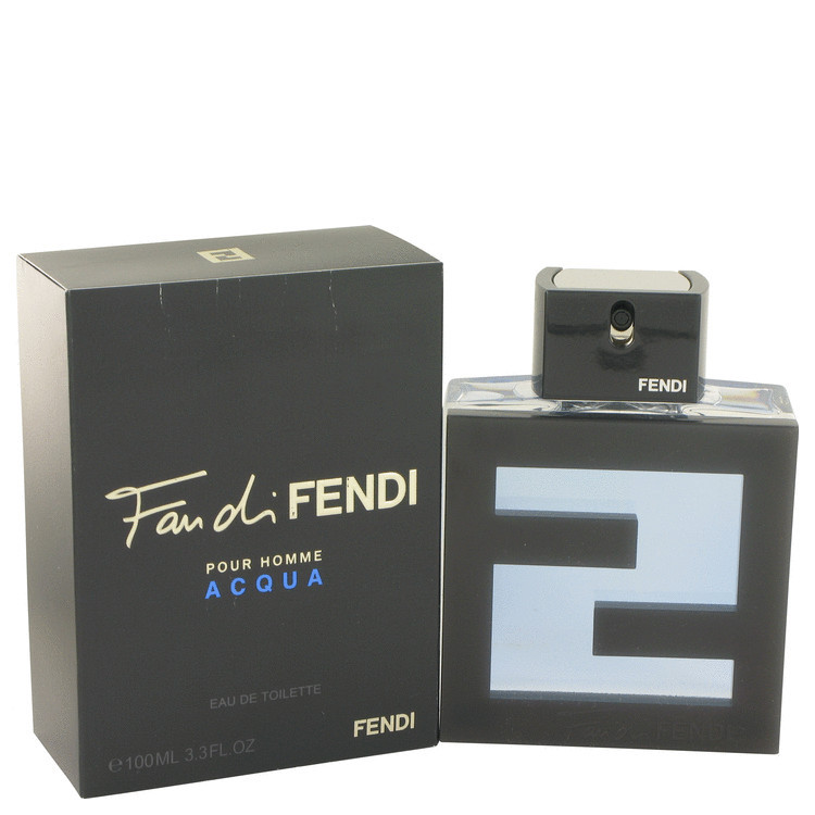 Fan Di Fendi Acqua by Fendi - Eau De Toilette Spray 100 ml f. herra