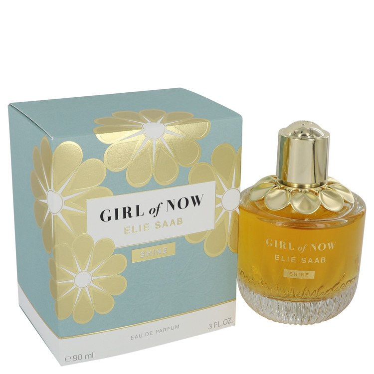 Girl of Now Shine by Elie Saab - Eau De Parfum Spray 90 ml f. dömur