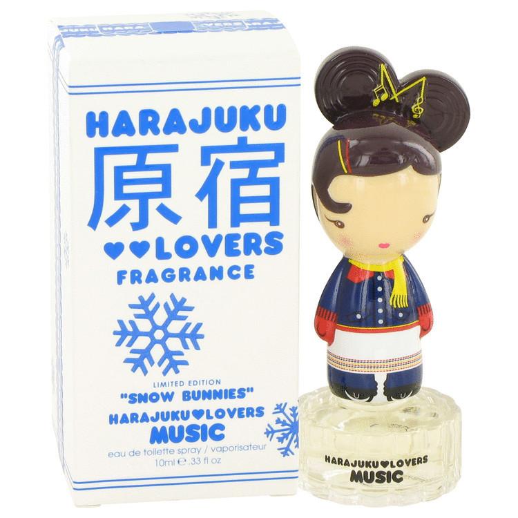 Harajuku Lovers Snow Bunnies Music by Gwen Stefani - Eau De Toilette Spray 10 ml f. dömur
