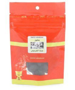 Jannet El Firdaus by Swiss Arabian - Bakhoor Incense 40 grams f. herra