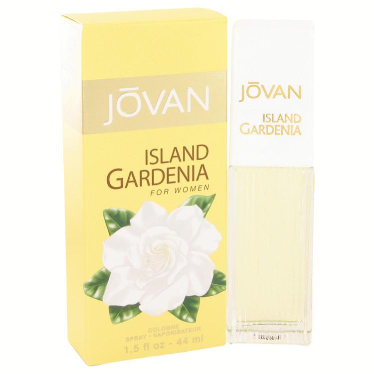 Jovan Island Gardenia by Jovan - Cologne Spray 44 ml f. dömur
