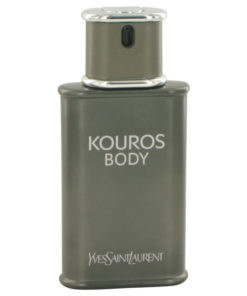 KOURoS Body by Yves Saint Laurent - Eau De Toilette Spray (Tester) 100 ml f. herra
