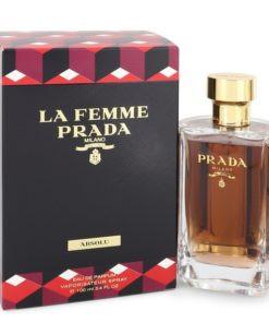 La Femme Prada Absolu by Prada - Eau De Parfum Spray 100 ml f. dömur