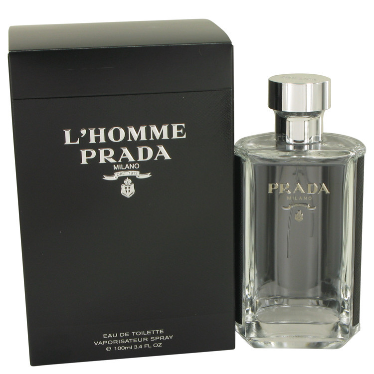 L'homme Prada by Prada - Eau De Toilette Spray 100 ml f. herra