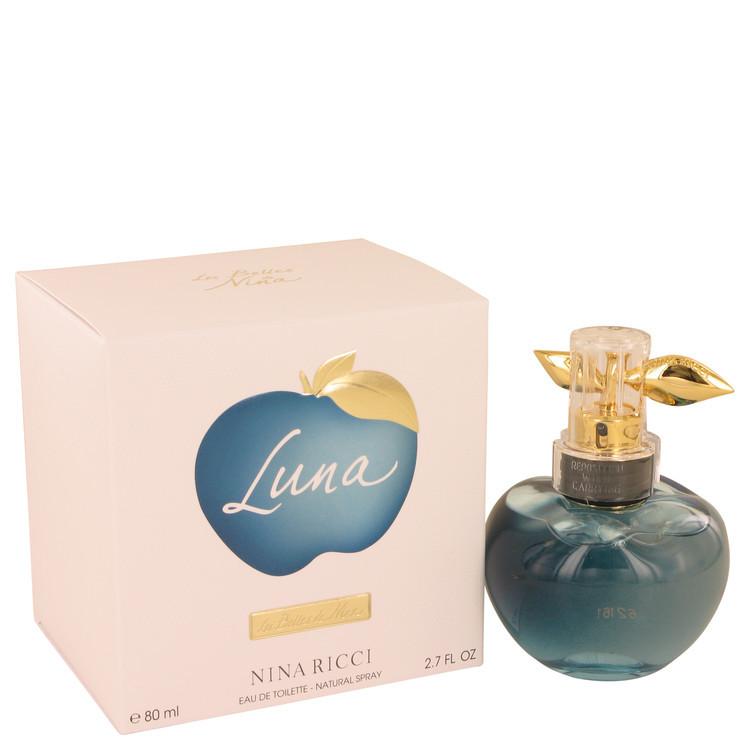 Luna Nina Ricci by Nina Ricci - Eau De Toilette Spray 80 ml f. dömur