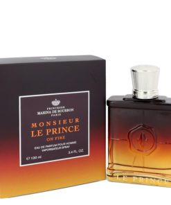 Marina De Bourbon Le Prince On Fire by Marina De Bourbon - Eau De Parfum Spray 100 ml f. herra