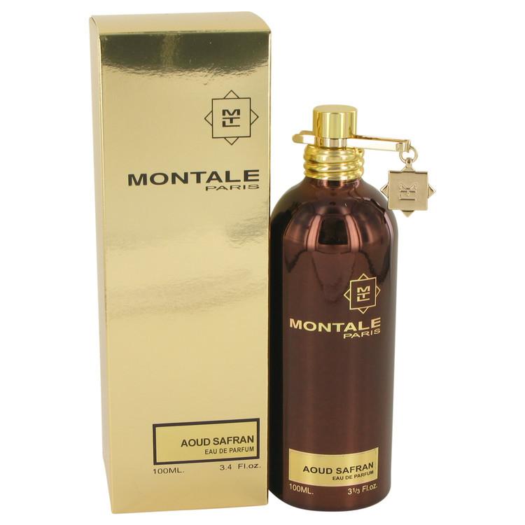 Montale Aoud Safran by Montale - Eau De Parfum Spray 100 ml f. dömur