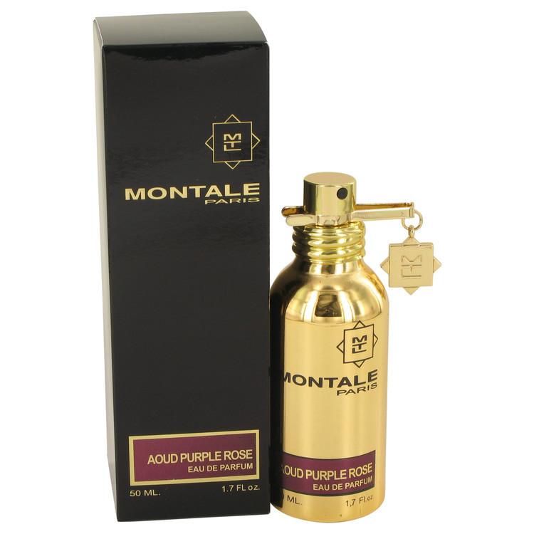 Montale Aoud Purple Rose by Montale - Eau De Parfum Spray (Unisex) 50 ml f. dömur