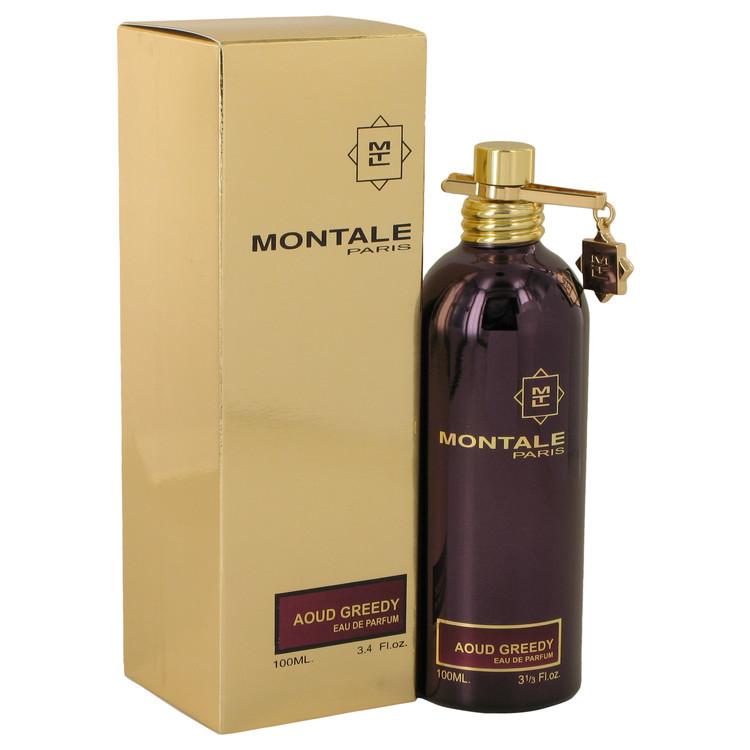 Montale Aoud Greedy by Montale - Eau De Parfum Spray (Unisex) 100 ml f. dömur