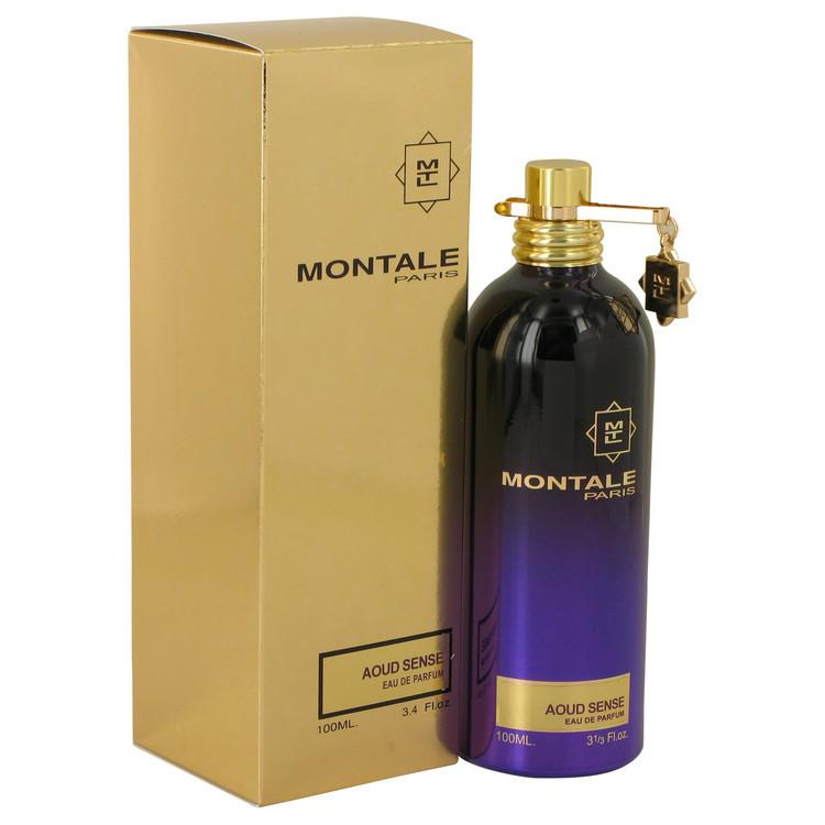 Montale Aoud Sense by Montale - Eau De Parfum Spray (Unisex) 100 ml f. dömur