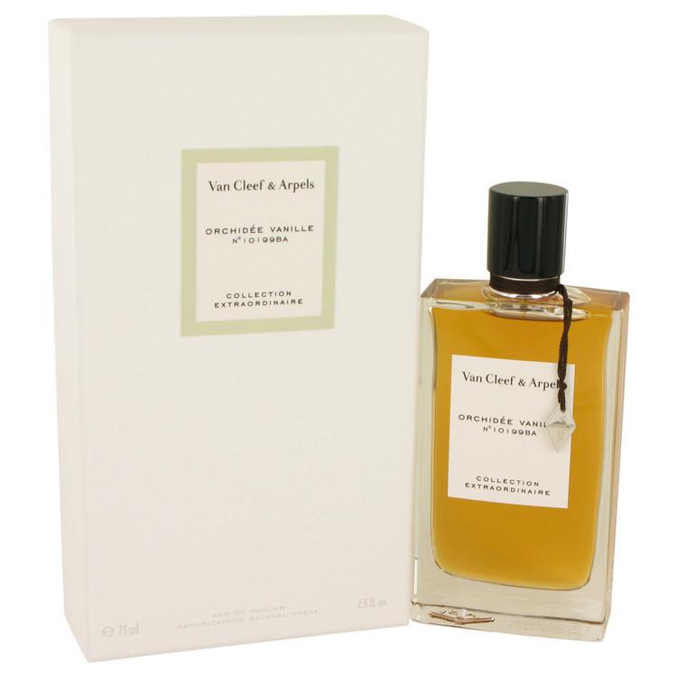 Orchidee Vanille by Van Cleef & Arpels - Eau De Parfum Spray 75 ml f. dömur