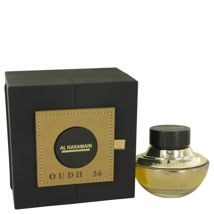Oudh 36 by Al Haramain - Eau De Parfum Spray (Unisex) 75 ml f. herra
