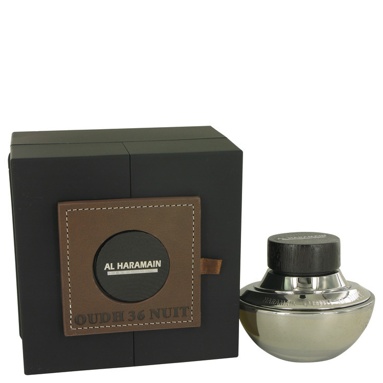 Oudh 36 Nuit by Al Haramain - Eau De Parfum Spray (Unisex) 75 ml f. herra