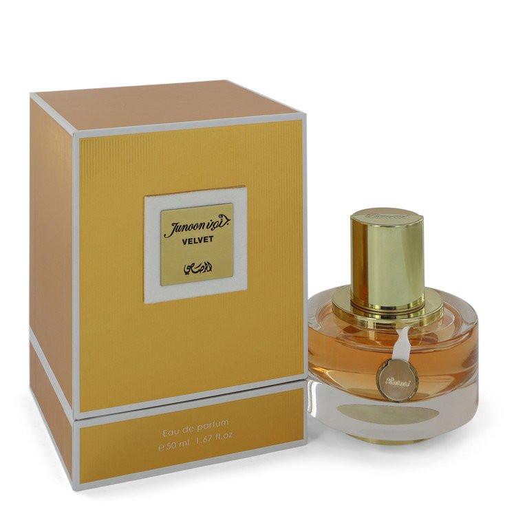 Rasasi Junoon Velvet by Rasasi - Eau De Parfum Spray 49 ml f. dömur
