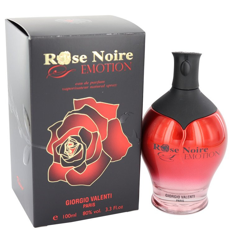 Rose Noire Emotion by Giorgio Valenti - Eau De Parfum Spray 100 ml f. dömur