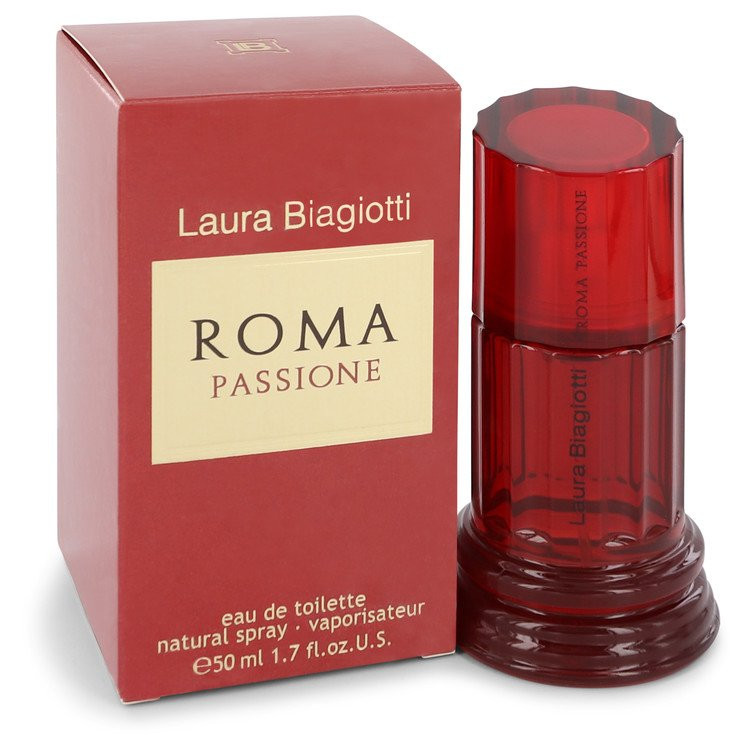 Roma Passione by Laura Biagiotti - Eau De Toilette Spray 50 ml f. dömur