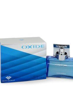 Swiss Arabian Oxide Blue by Swiss Arabian - Eau De Parfum Spray 100 ml f. herra