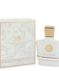 Swiss Arabian Wild Spirit by Swiss Arabian - Eau De Parfum Spray 100 ml f. dömur